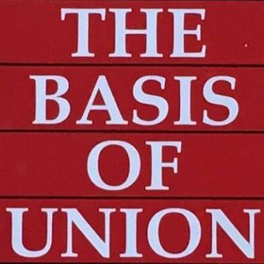 What is missing from the Basis of Union?