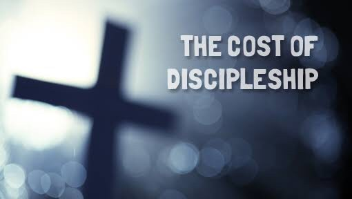 Costly discipleship, according to Luke