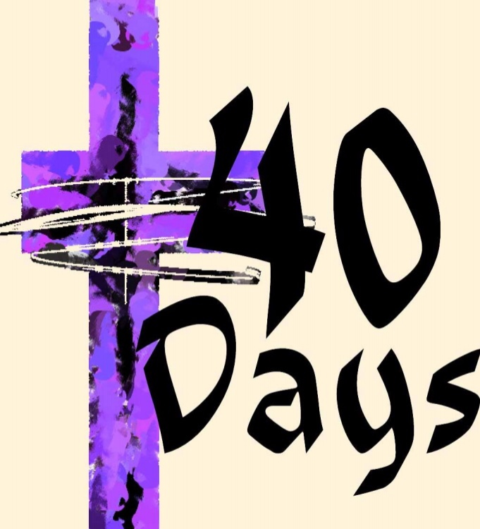 A Testing Time: forty days in the wilderness (Luke4)