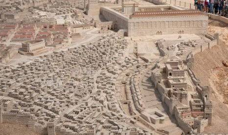 Jerusalem, Jerusalem: holy city, holy calling (Luke13)