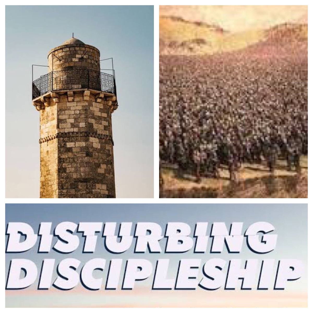 Disturbing discipleship: exploring the teachings of Jesus in Luke 14