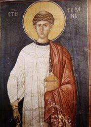 Stephen: deacon and prophet, martyr and disciple