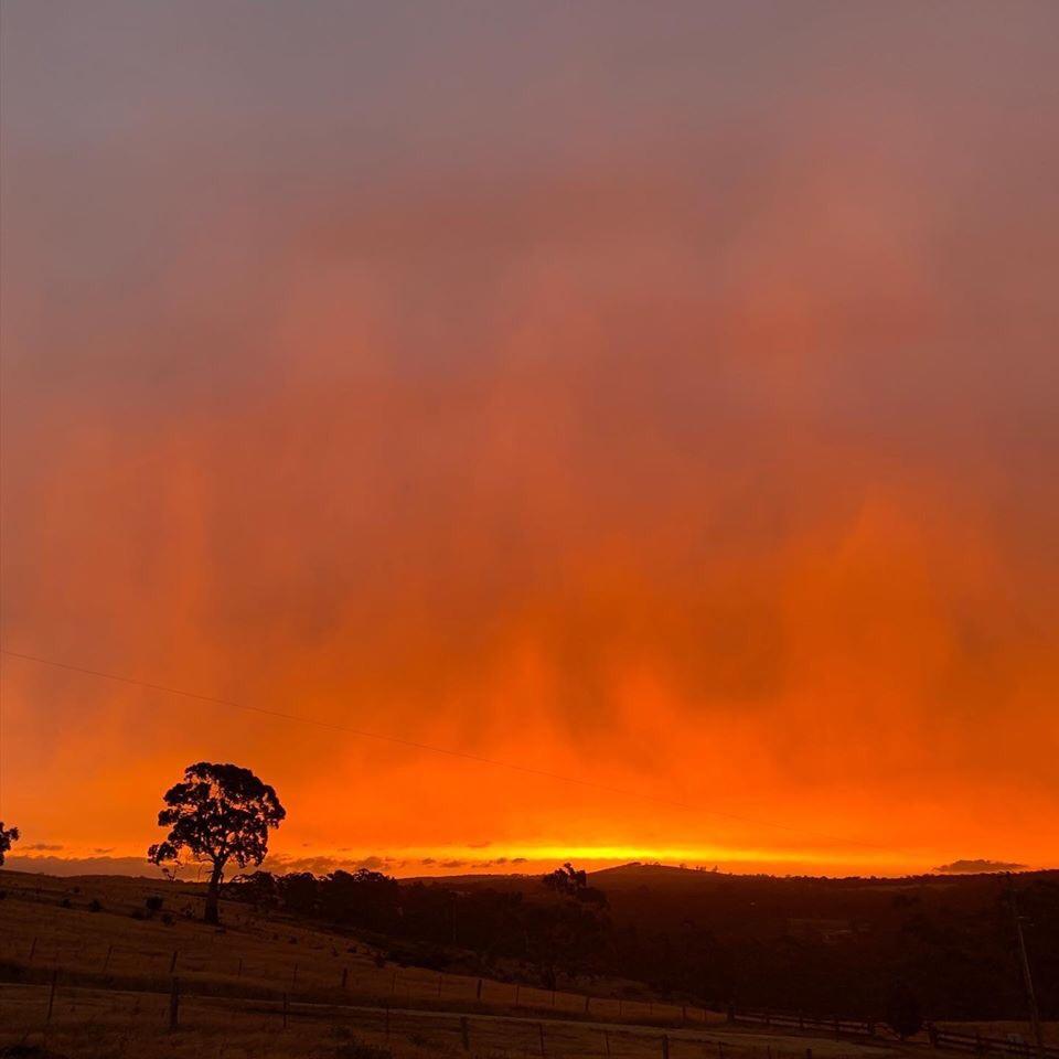 Reflecting on faith amidst thefirestorms