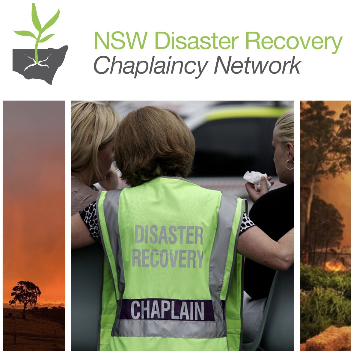 What are the churches doing during the bushfire crisis?