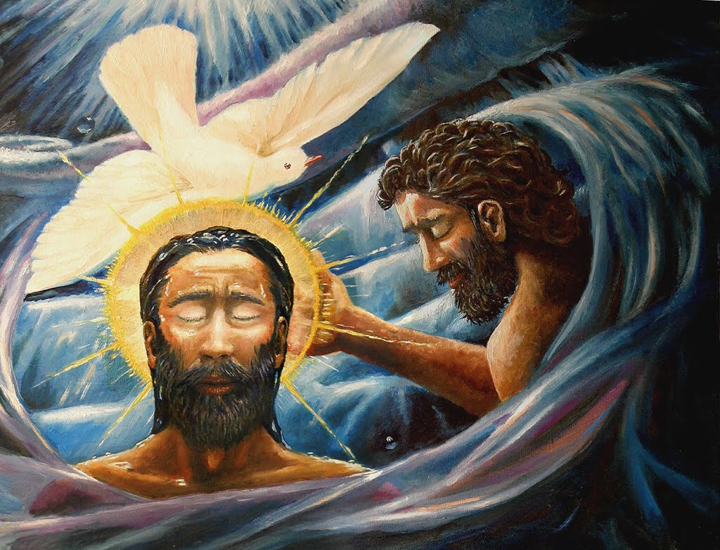 John (the baptizer) and Jesus (the anointed) in the book of signs (the Gospel of John; Epiphany 2A)
