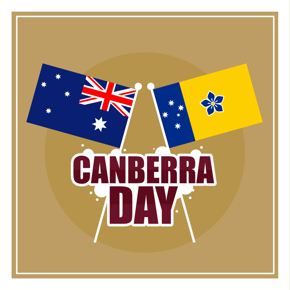 Celebrating Canberra Day