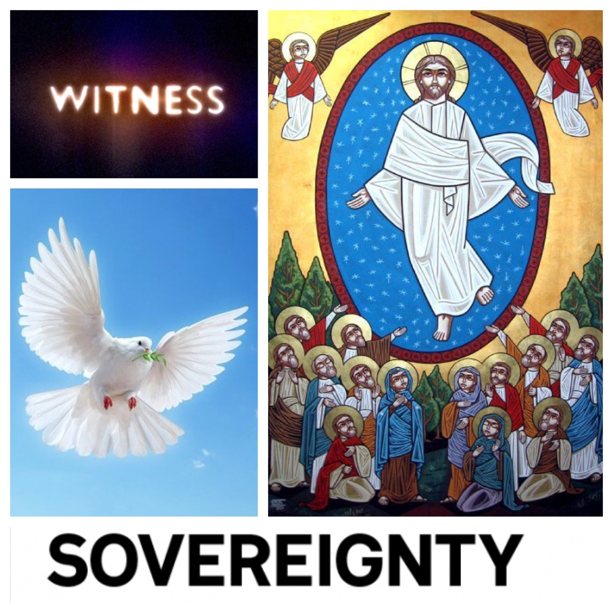 Is this the time? Sovereignty, Spirit, and witness (Acts 1; Easter7A)