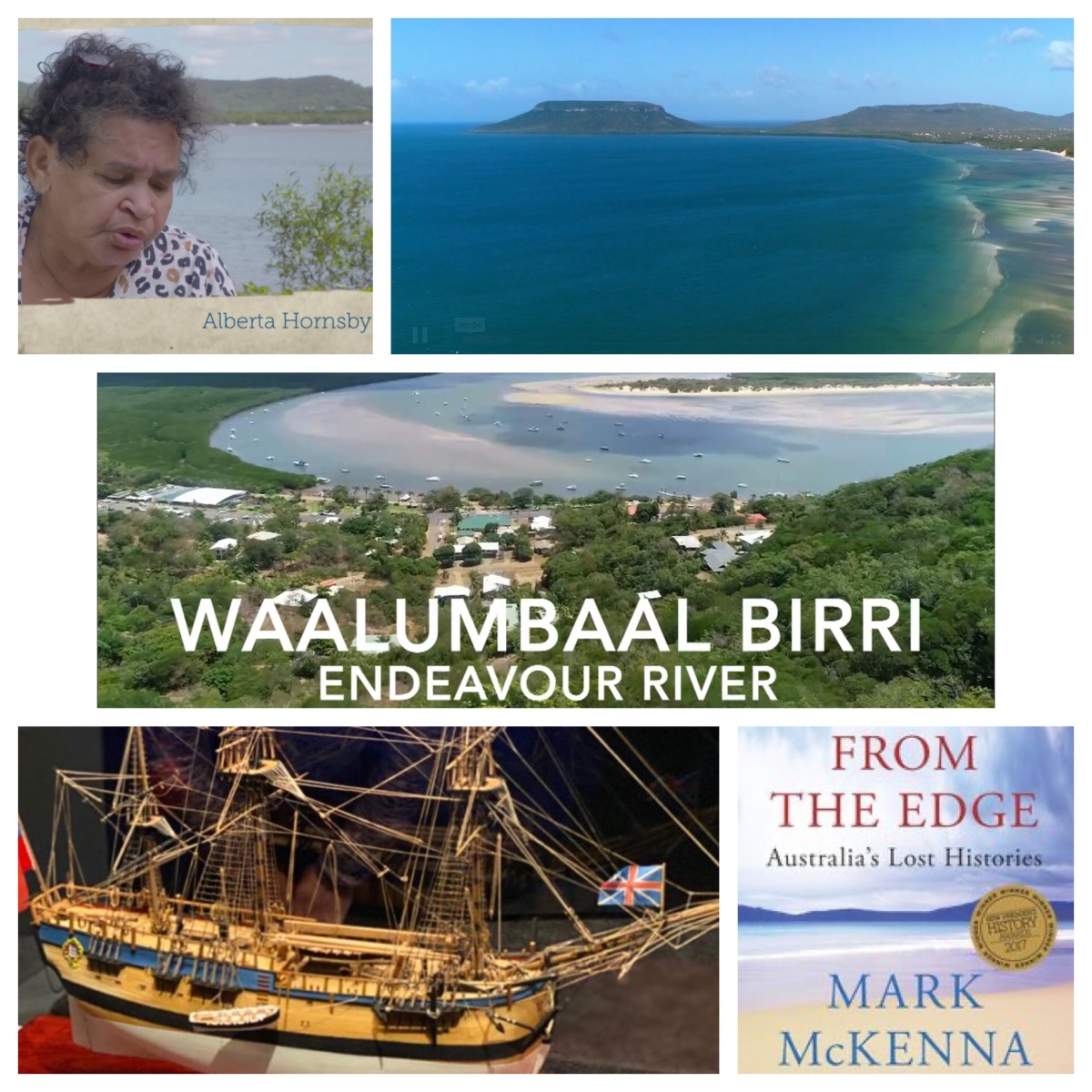 James Cook, the Endeavour, twelve turtles and the Guugu Yimithirr (3)