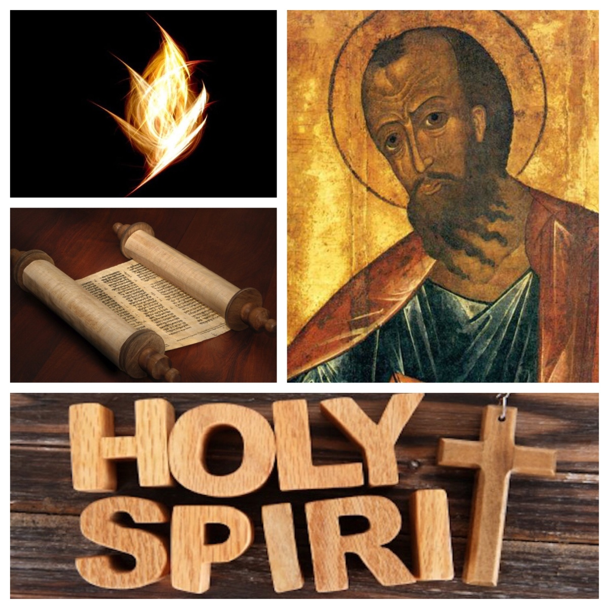 Sighs too deep for words: Spirit and Scripture in Romans (Rom 8; Pentecost9A)