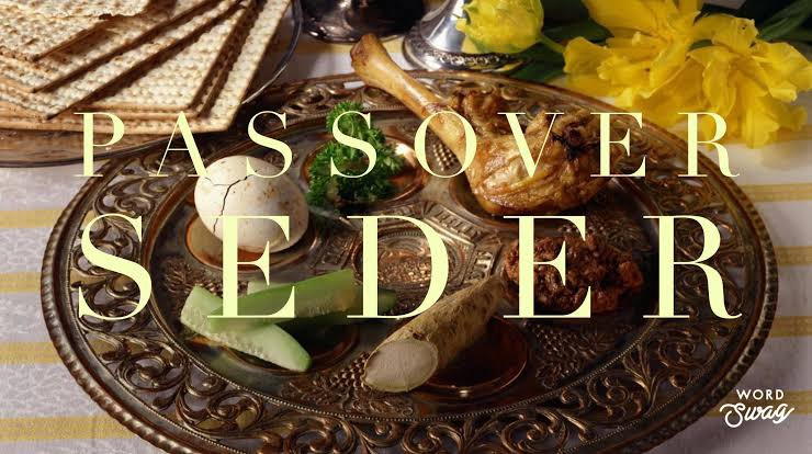 The Passover Seder: a Jewish religious festival which Christians should not appropriate at Easter