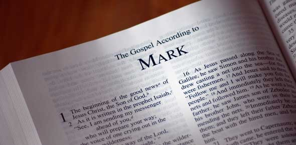 4  The structure of the passion narrative in Mark