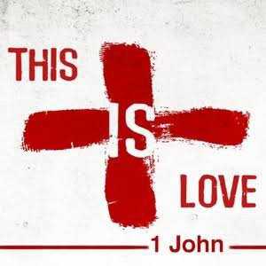 """In this is love: that God sent his son"" (1 John 4; Easter 5B)"