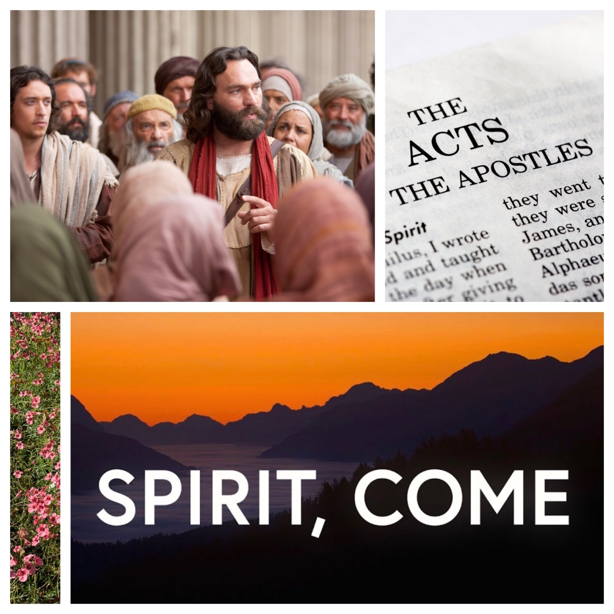 Even to the Gentiles! (Acts 10; Easter 6B)