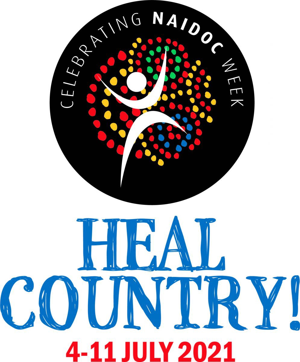 Heal Country: the heart of the Gospel (for NAIDOC WEEK2021)