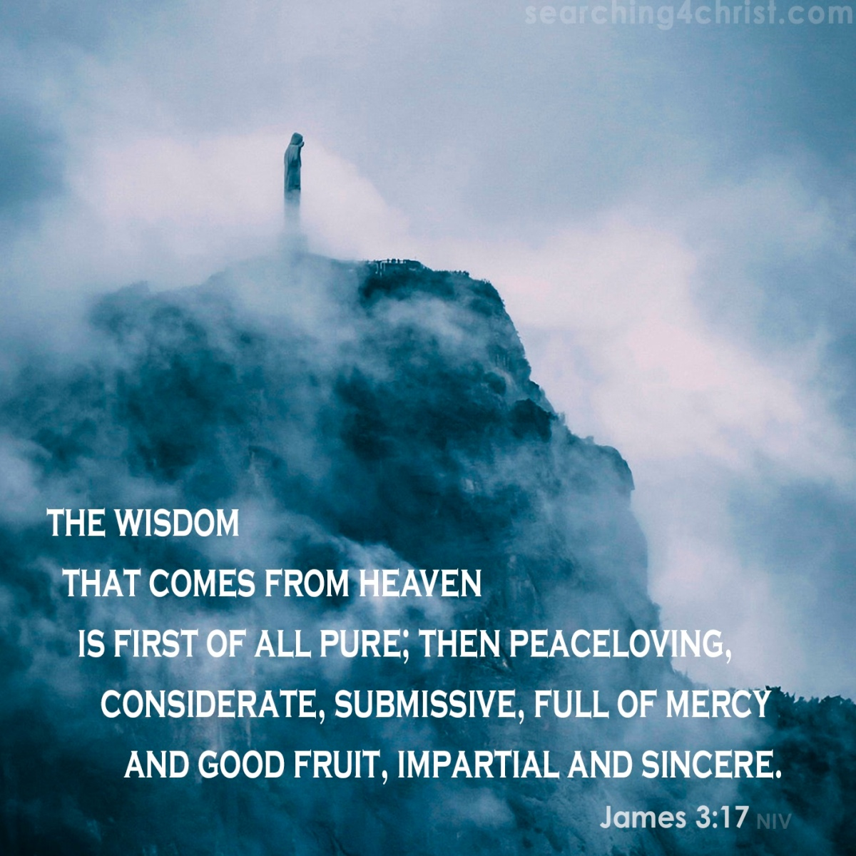 The wisdom from above (James 3; Pentecost17B)