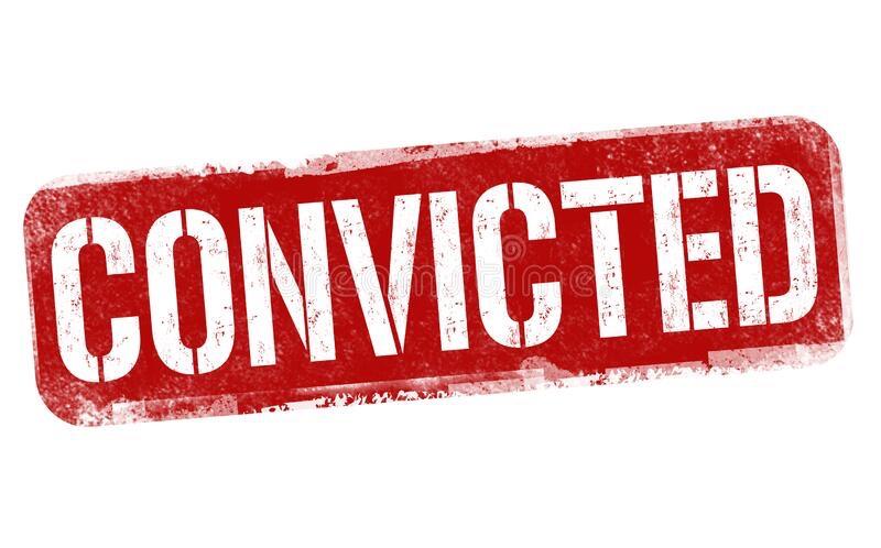 Convicted (3): JamesJackson