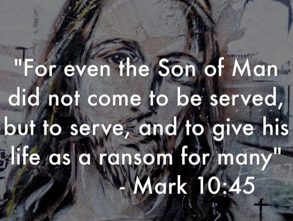 A ransom for many: a hint of atonement theology? (Mark 10; Pentecost21B)
